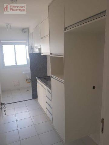 Apartamento com 3 dormitórios à venda, 72 m² por r$ 425.000,00 - vila augusta - guarulhos/ - Foto 16