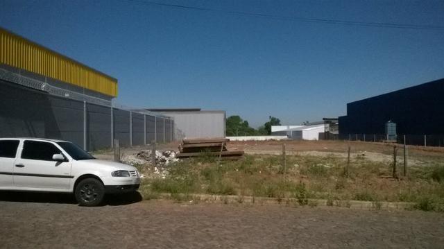 Terreno 1000m² em area industrial em São Leopoldo