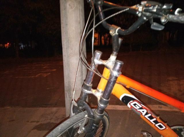Vendo ou Troco bike - Foto 2