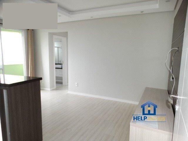 Apartamento à venda com 2 dormitórios em Jardim cidade de florianópolis, São josé cod:979 - Foto 9