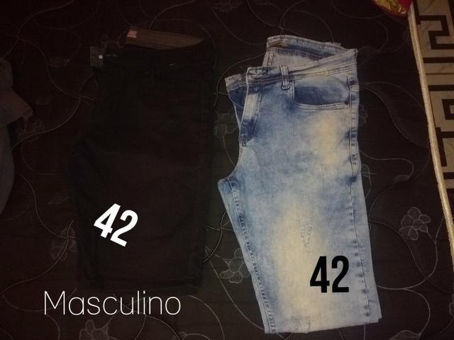 Vendo roupas feminina e masculina - Foto 3