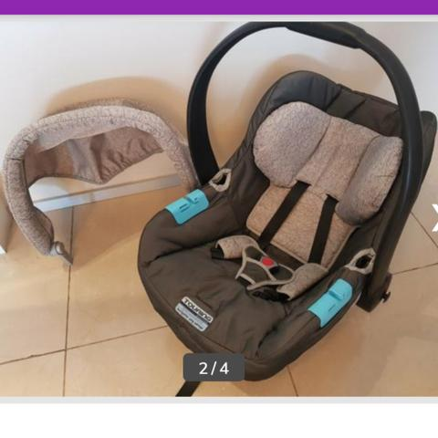 Bebê Conforto Burigotto Touring - Foto 2