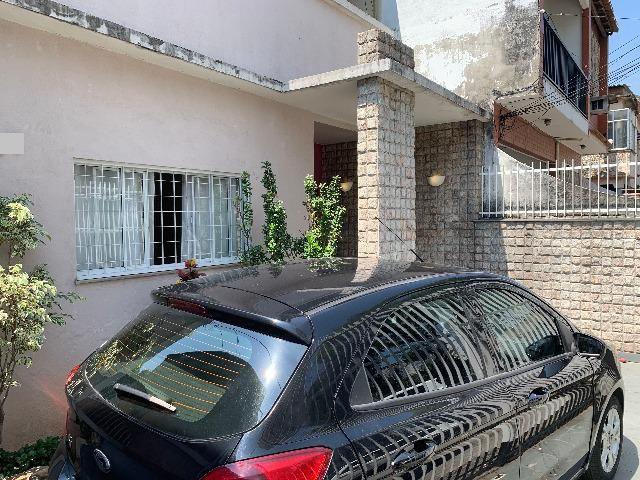 Ótima Casa Olaria Frente de Rua com Terraço e Anexo nos Fundos - Foto 2