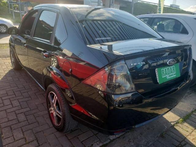 Ford Fiesta Sedan SEDAN 1.6 8V FLEX 4P - Foto 3