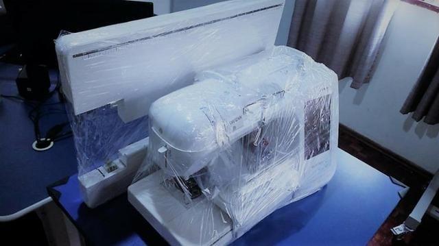 Maquina de costura Patchwork Quilt Brother Innov-ís Qc-1000 - Foto 3