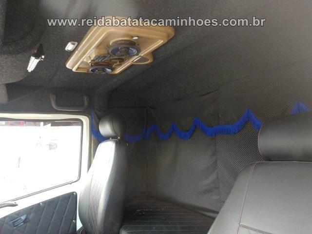 Agrale 9200 MWM Turbo Intercooler Cabine Leito Baú 6,20m - Foto 14