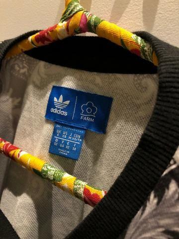 Moleton Farm Adidas edição especial - Foto 5