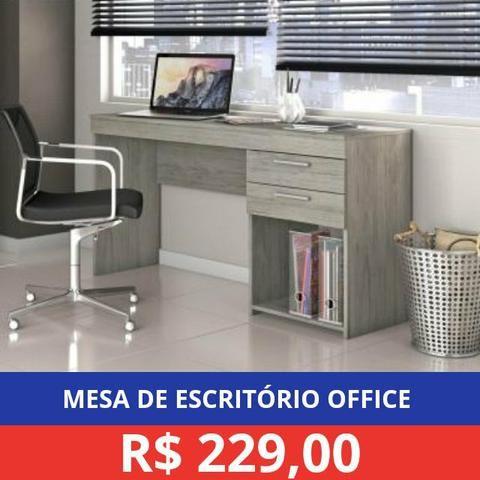 Mesa de Escritório (4 Cores Disponíveis) 1,20 m Padrão