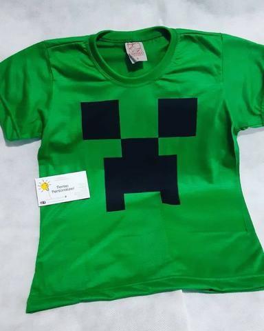 Camiseta, caneca, quebra cabeças, presentes baratinhos para o dia das crianças - Foto 2