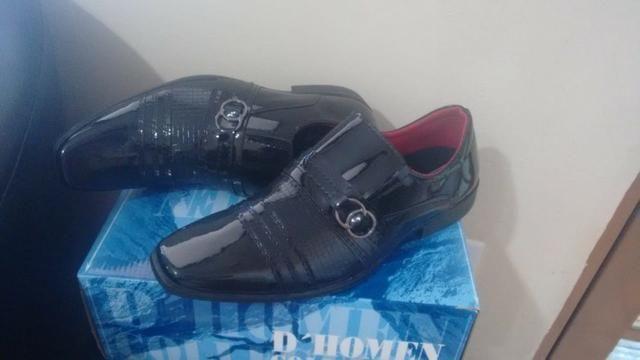 Kit 6 sapatos sociais atacado-frete gratis