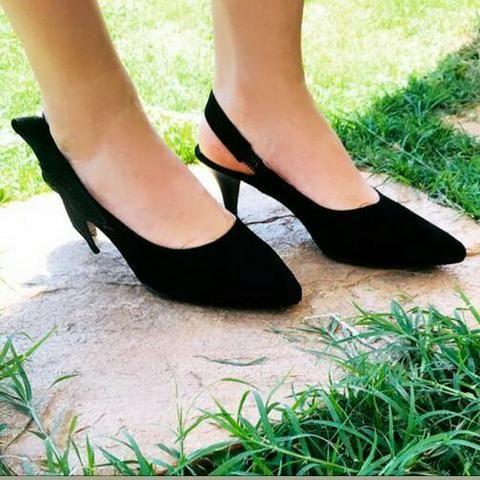 Grande promoção de ofertas mulheres elegantes sexy negócios casamento sapatos e sapatilhas - Foto 4