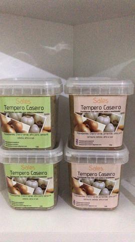 Tempero Caseiro Sales