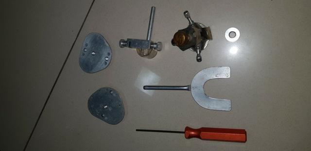 Articulador Bioart Completo - Pouquíssimo Uso, - Foto 2
