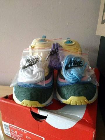 Tênis Nike Air Max 97 1/97 Sean whotherspoon - Foto 2