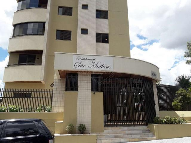 Apartamentos de 3 dormitório(s), Cond. Edificio Sao Matheus cod: 8158