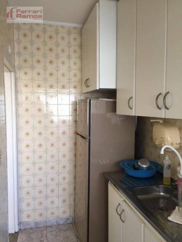 Apartamento com 1 dormitório à venda, 47 m² por r$ 230.000 - macedo - guarulhos/sp - Foto 11
