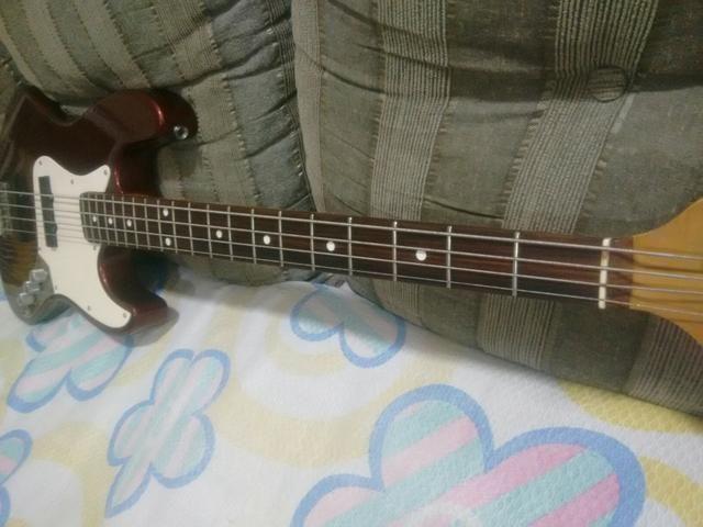 Jazz Bass anos 80 Giannini - Foto 3
