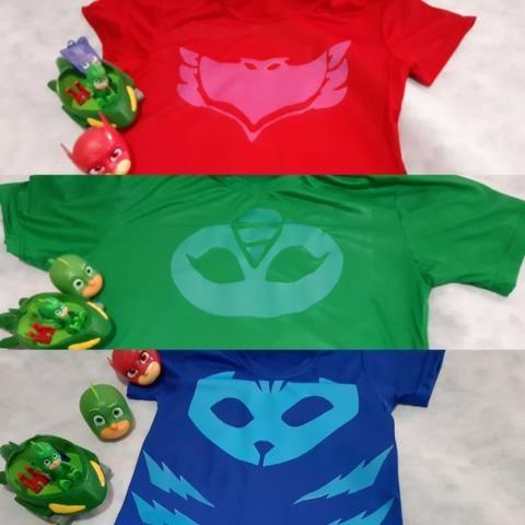 Camiseta, caneca, quebra cabeças, presentes baratinhos para o dia das crianças - Foto 5