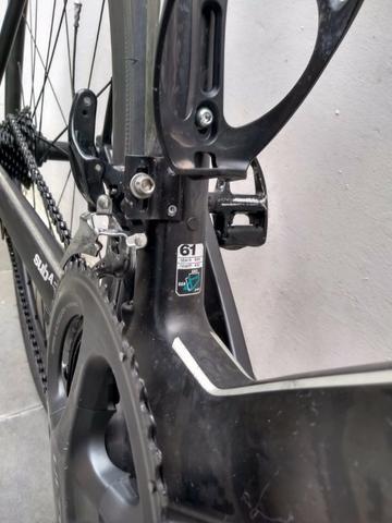 Impecável BMC Speed TMR01- Tam.61 - Foto 5