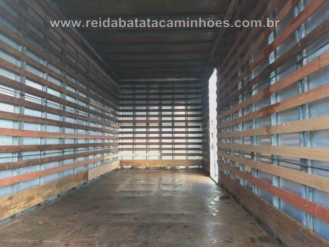 Agrale 9200 MWM Turbo Intercooler Cabine Leito Baú 6,20m - Foto 18