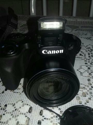 Vendo câmera fotográfica digital da canol - Foto 2