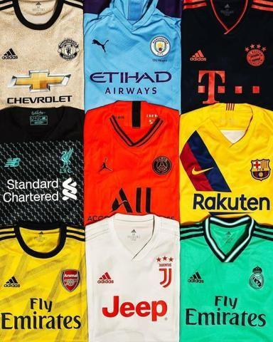 Camisas de Futebol (Personalização gratis para os primeiros 10 clientes) - Foto 2