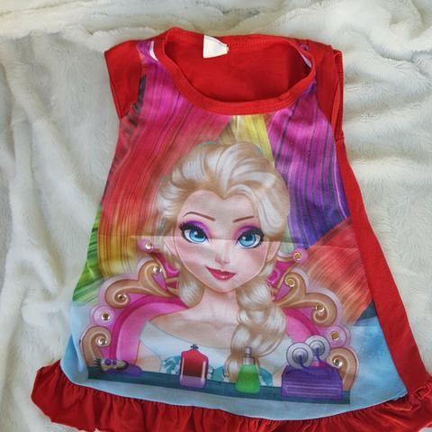 Lote roupa menina 1 ano ( Leia o anúncio) - Foto 3