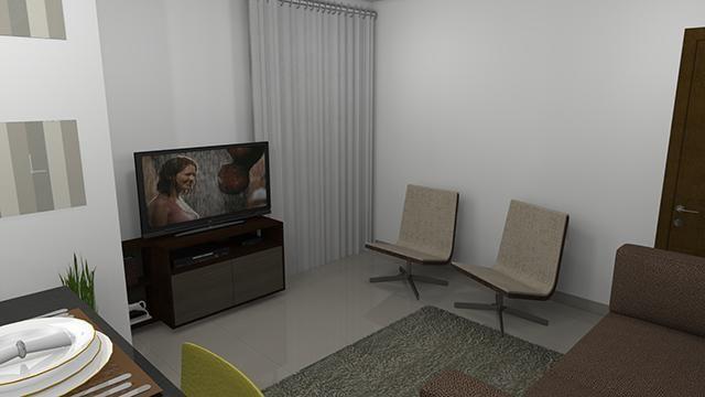 Apartamento à venda com 2 dormitórios em Jardim candelaria, Divinopolis cod:11443 - Foto 5