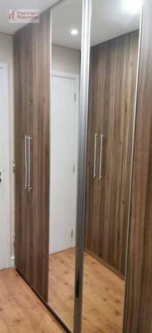 Apartamento com 3 dormitórios à venda, 95 m² por r$ 610.000,00 - vila augusta - guarulhos/ - Foto 5