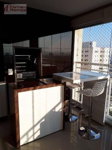 Apartamento com 3 dormitórios à venda, 92 m² por r$ 699.000 - vila augusta - guarulhos/sp - Foto 8