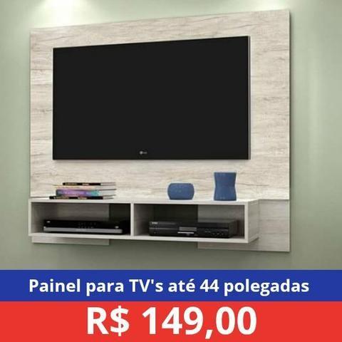 Painel de Televisão (2 Cores Disponíveis) Entrega Grátis