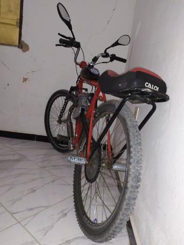 Bicicleta Motorizada 80cc - Foto 7