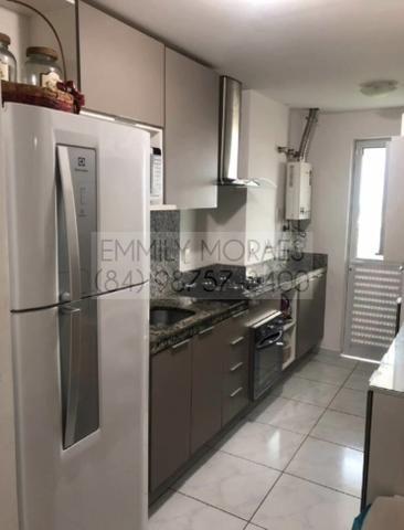 Imperial Park - 3/4 sendo 1 suíte - Cozinha Planejada + forno, cooktop e coifa - VP1501 - Foto 3