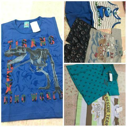 Lote de roupas - Foto 3