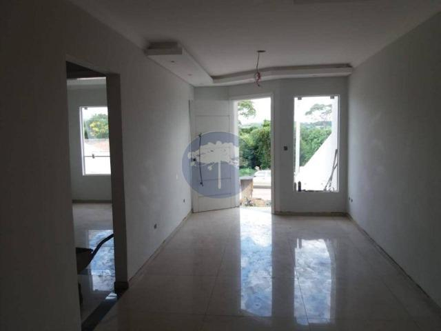 Casa com 3 dormitórios à venda, 66 m² - Porto das Laranjeiras - Araucária/PR - Foto 8