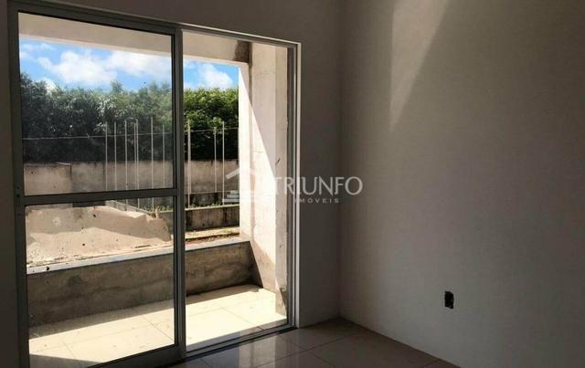 MS - Apartamento com varanda/ 2 quartos/ 61m2 - Foto 3