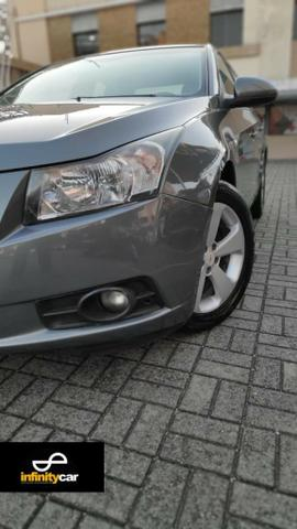 Chevrolet Cruze LT 1.8 Aut. 2012 Flex 6 Velocidades Ecotech Completo Novo R$ 41.900,00 - Foto 2