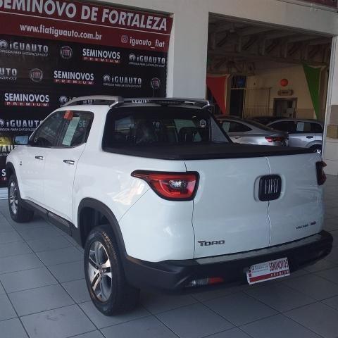 FIAT TORO 2017/2018 2.0 16V TURBO DIESEL VOLCANO 4WD AUTOMÁTICO - Foto 4