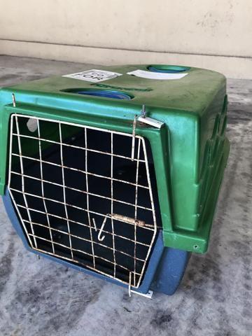 Caixa de Transporte Animal N3 seminova - Foto 3