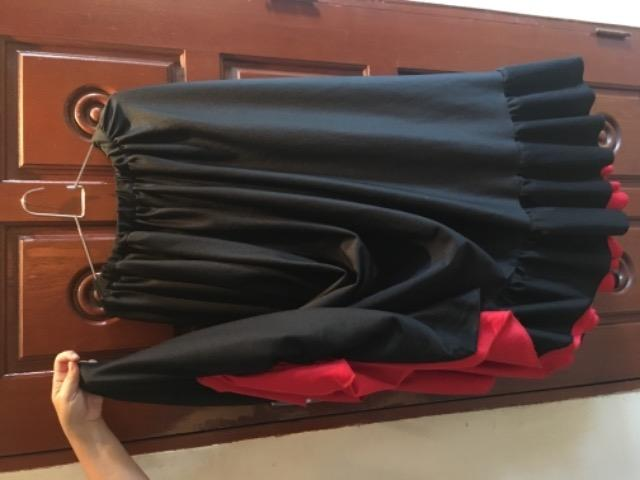 8454c20494 Saia Dança Flamenca - Roupas e calçados - Vila Hortência