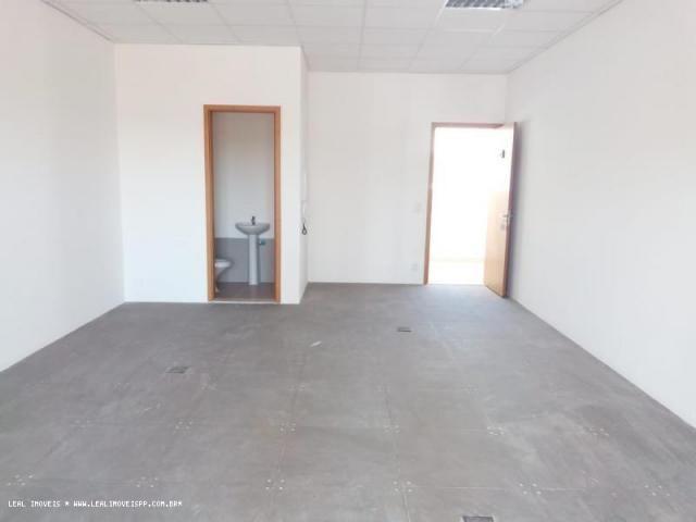 Sala Comercial para Venda em Presidente Prudente, EDIFICIO VIVERE PRUDENTE, 1 banheiro, 1  - Foto 3