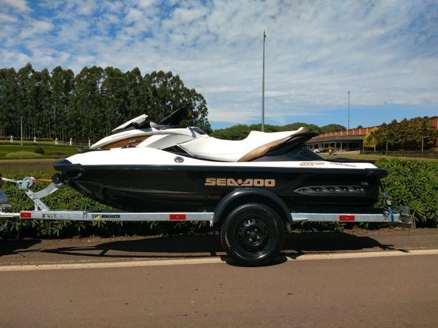 Sea doo GTX 260 limited edition - oportunidade - aceito veículo