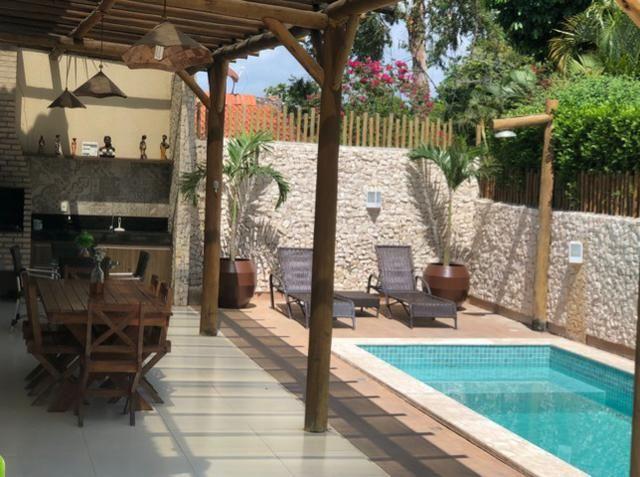 Casa de 4/4 com Piscina privativa em Praia do Forte