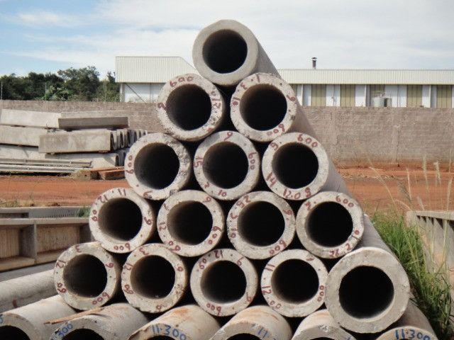 Postes de Concreto DT e Circular para Eletrificacao Rural e Urbana - Foto 3