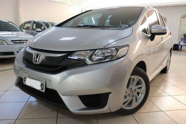 Honda Fit LX 2015 Automático