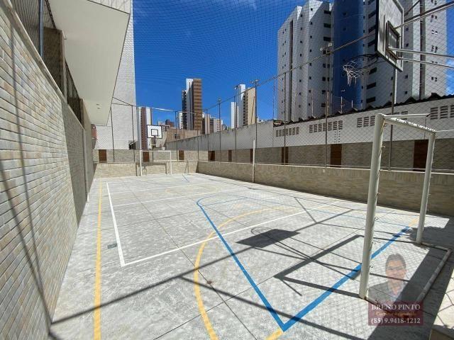Apartamento à venda, 112 m² por R$ 1.090.000,00 - Meireles - Fortaleza/CE - Foto 7
