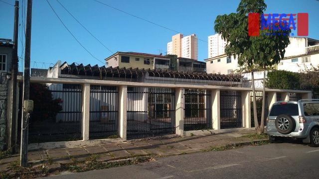 Casa com 6 quartos para alugar, próximo ao North Shopping da Av. Bezerra de Menezes