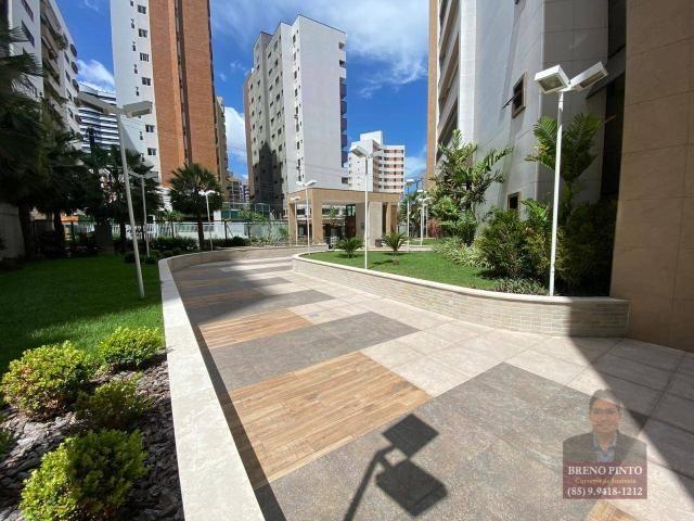 Apartamento à venda, 112 m² por R$ 1.090.000,00 - Meireles - Fortaleza/CE - Foto 5