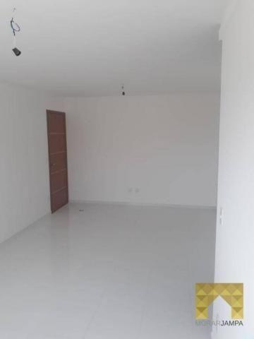 Apartamento com 2 Quartos à venda, 66 m² por R$ 178.000 - Castelo Branco - João Pessoa/PB - Foto 2
