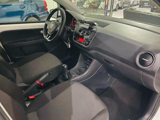 VW/ UP MOVE 1.0 2018 C/44.000km  - Foto 3